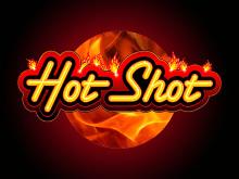 Игровой автомат Hot Shot дарит различные бонусы